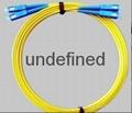 SC-UPC 光纤跳线 3