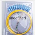 SC/UPC单模12芯束状尾纤 2