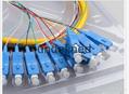 SC/UPC单模12芯束状尾纤 3