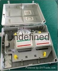 插片式1分32芯光分路器箱