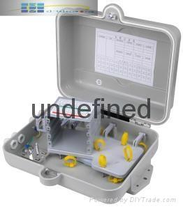 插片式1分32芯光分路器箱 3