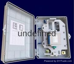 挂杆式1分32光分路器箱