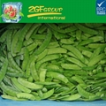 low price, IQF frozen peapods hot sale