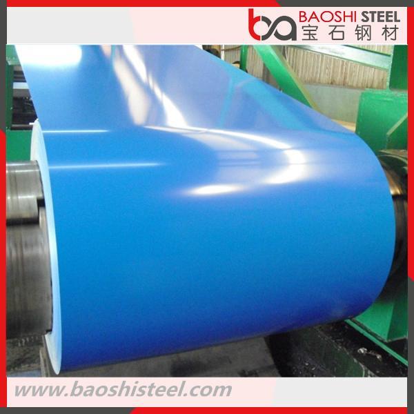 Ral5015 Prepainted Galvanized Steel Coils 3
