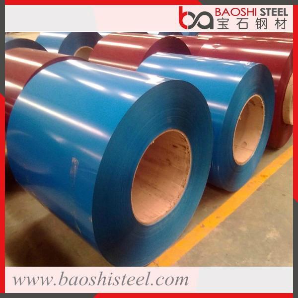 Ral5015 Prepainted Galvanized Steel Coils 5
