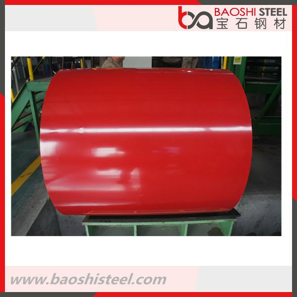 Prepainted Cold Rolled Steel Coil for Building Materials 1