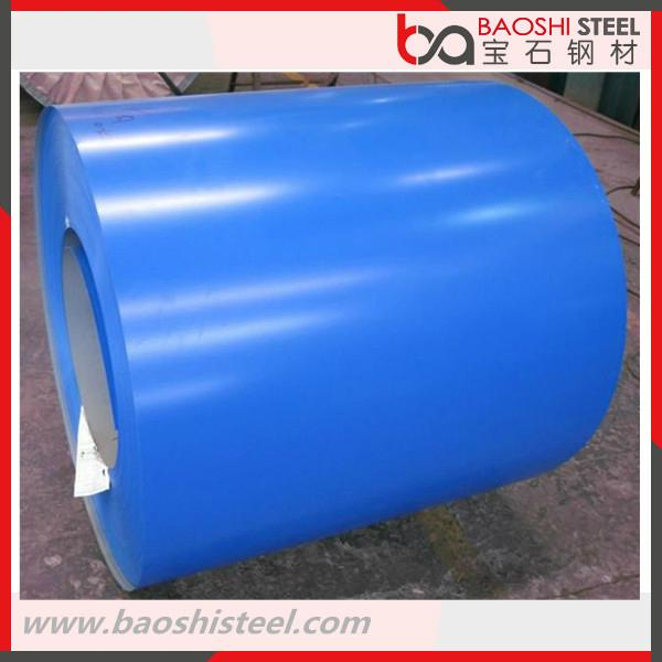 Prepainted Cold Rolled Steel Coil for Building Materials 2