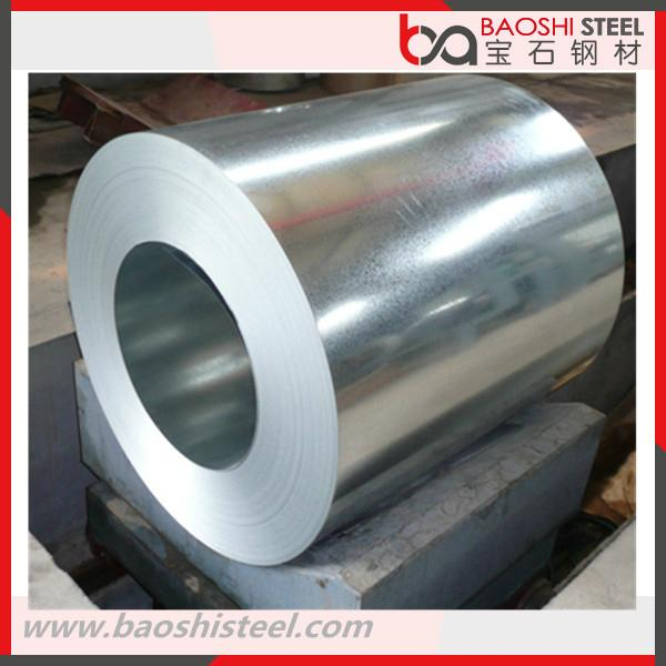 Dx51d Z100 Hot Dipped Galvanized Steel Coil for Construction 3