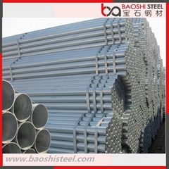Hot Dipped Ga  anized Steel Pipes (Q195-Q345)