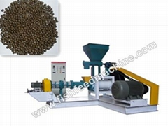 60-80kg/h Floating Fish Feed Pellet Mill Ams-dgp50