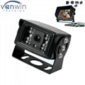High definition mobile car video