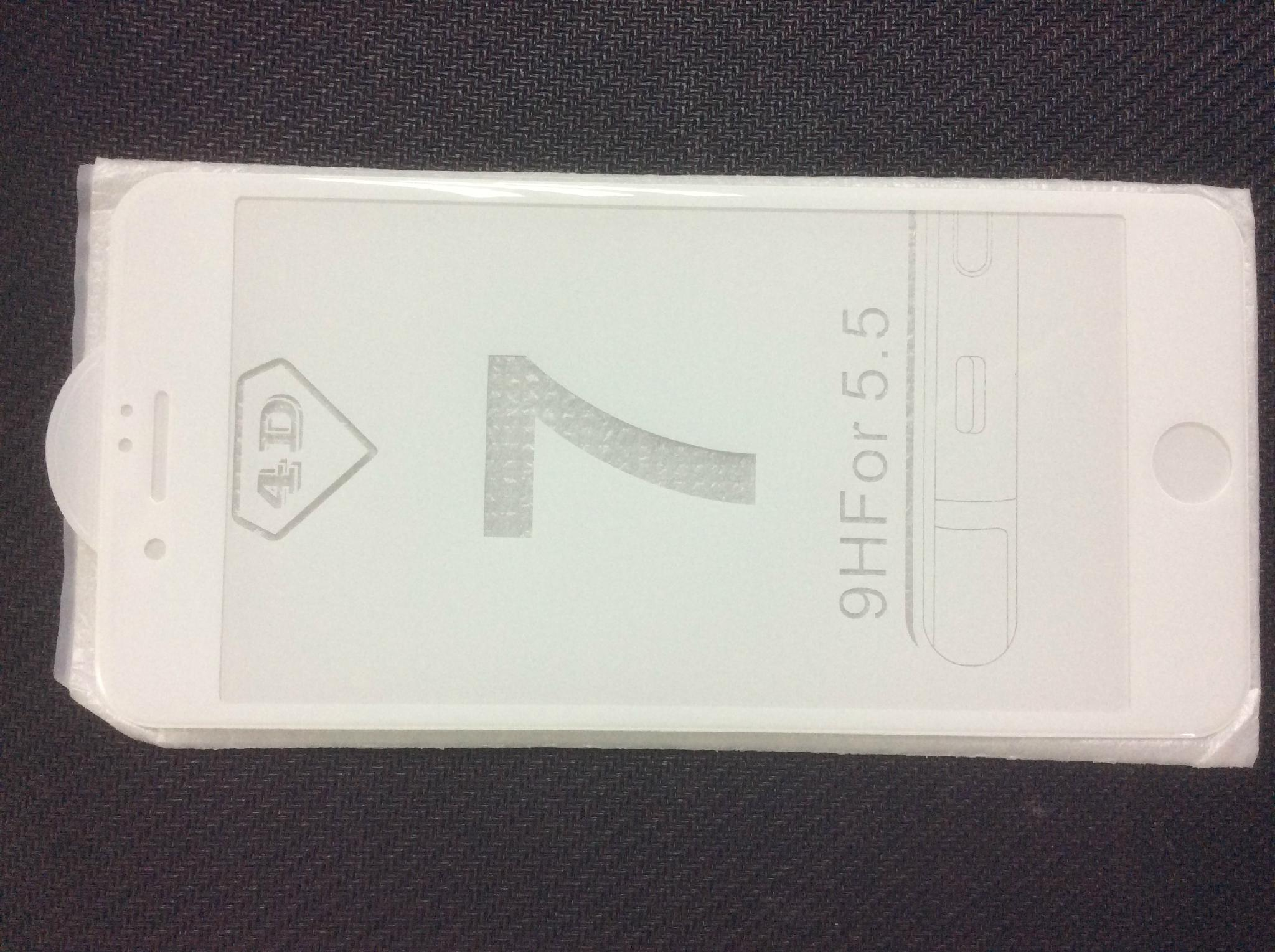 i-phone tempered glass screen protector 4