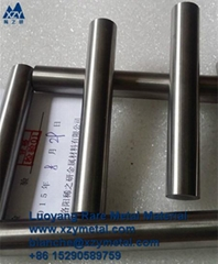 High quality Tungsten Rod Bar Electrodes for counter weight