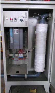 新品電磁蒸汽鍋爐80KW  1