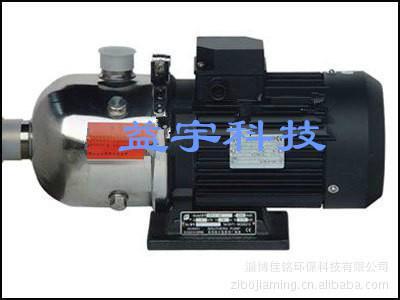 供应电加热锅炉专用增压泵 1