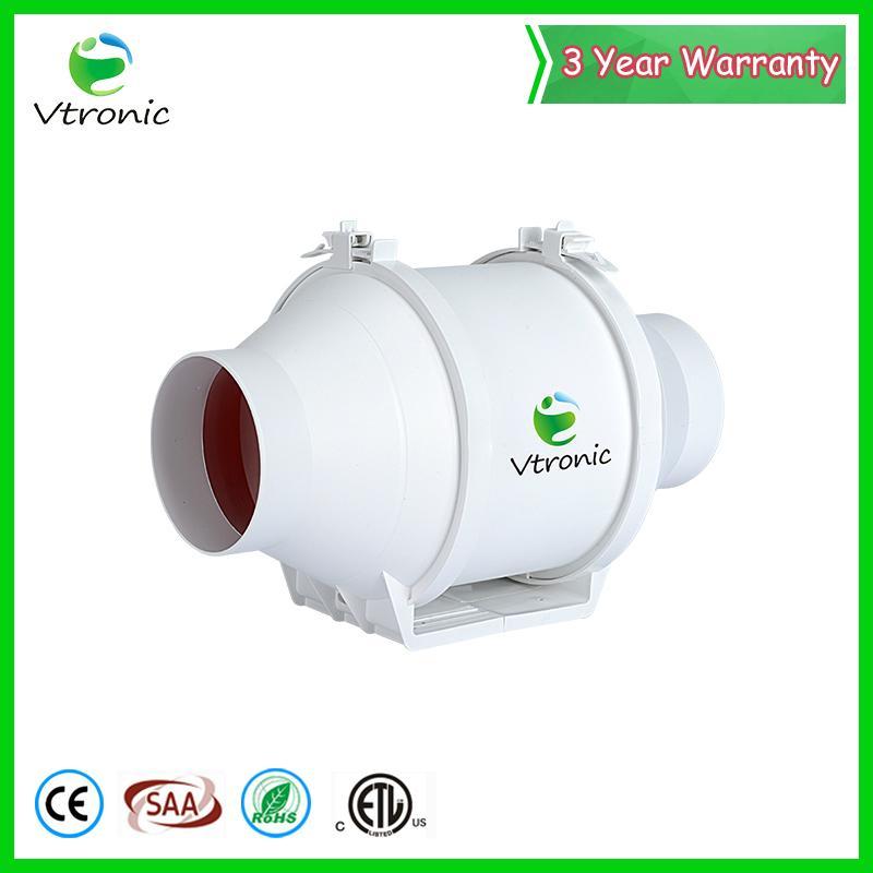 High Temp Inline Fans : High temperature axial flow fan ventilation inline