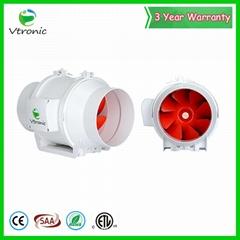 Backward curved industrial ac centrifugal fan