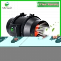 High Temperature Inline Fans : High temperature axial flow fan ventilation inline