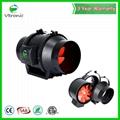 Blushless 50W 8 Inch EC motor Hydroponic