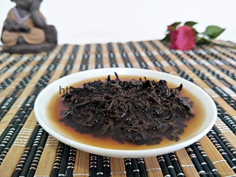 Chinese Premium post-fermented Pu Er tea 5