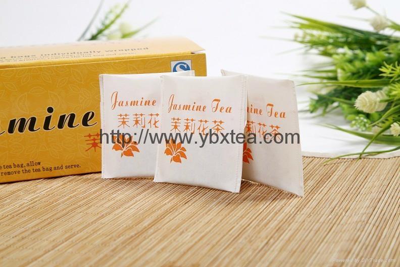 Jasmine tea bag(100 Tea bags/box) 3