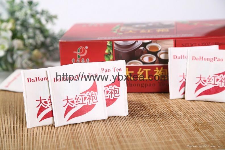 DaHongPao Oolong tea bag(100 Tea bags/box) 3