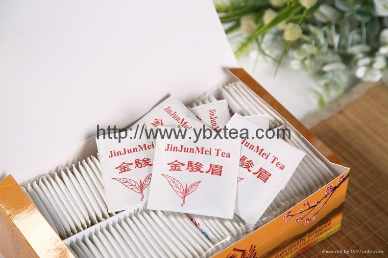 JinJunMei Black tea bag(100 Tea bags/box) 2