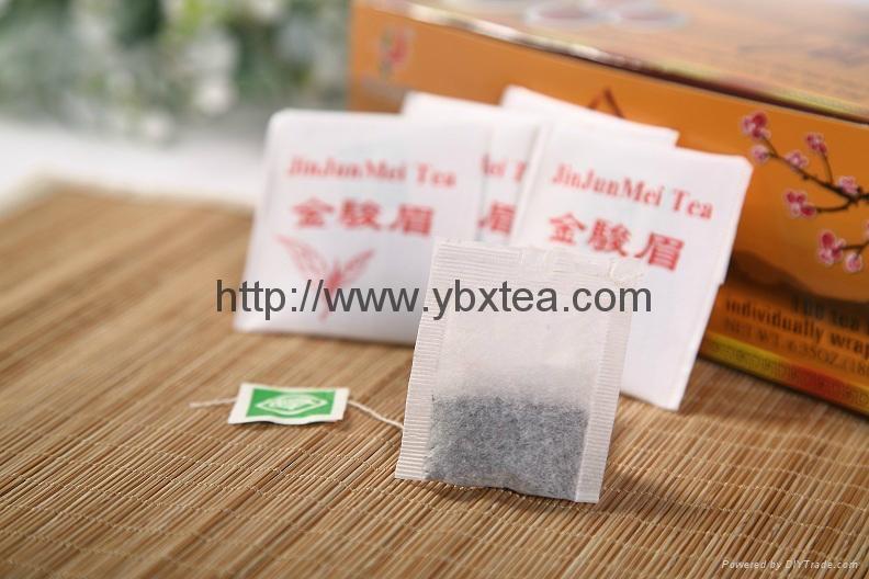 JinJunMei Black tea bag(100 Tea bags/box) 3