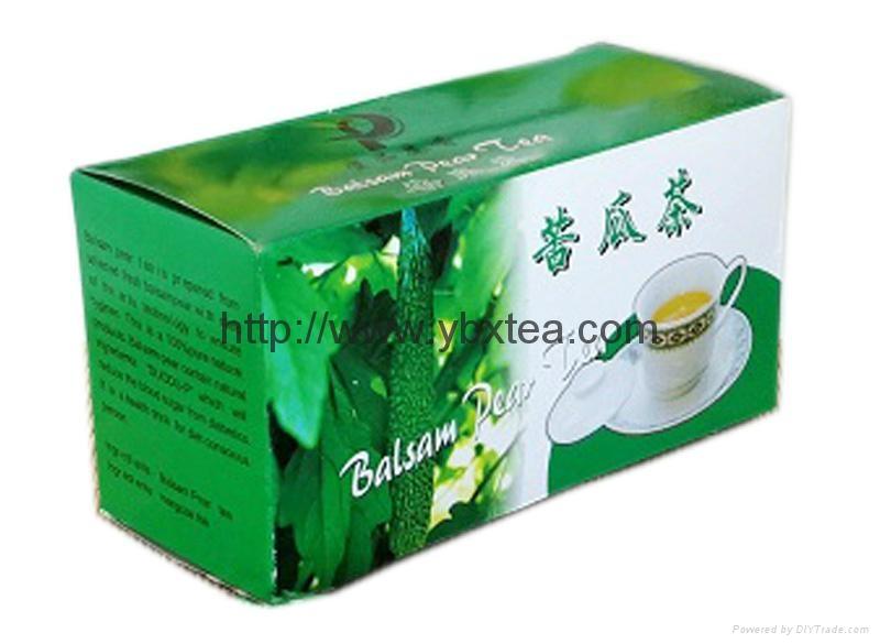 Chinese Herbal Balsam Pear Tea bag 1