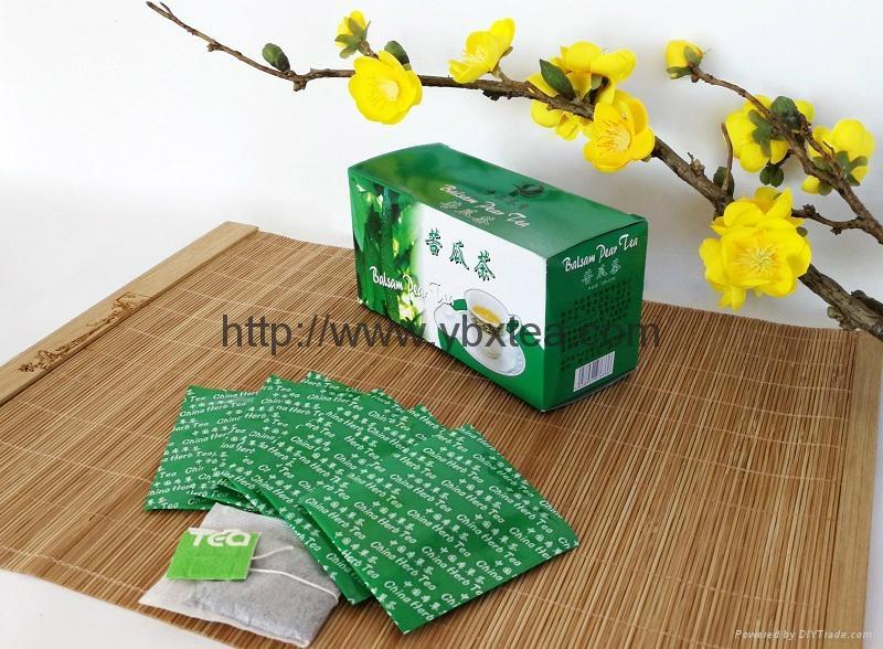 Chinese Herbal Balsam Pear Tea bag 3