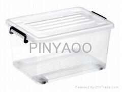 Plastic Storage Box from 5 liter to 130 liter