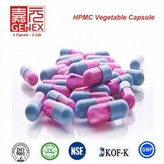 GENEX HPMC Capsule