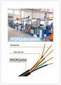 Auto Electric Wire Cable Extruder