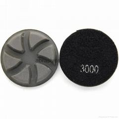Wholesale wet or dry floor polishing