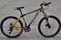 Factory sale 24 speed suspension cheap mountain bike new style bicycle 2