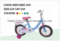 Children bicycles bikes for boys and girls 4