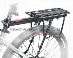 Bicycle Rear Luggage Carrier Back Seat