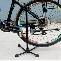 Bicycle Display Stand Ground type wall