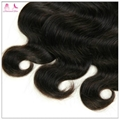 Wholesale 7A Brazilian Remy Hair Double Drawn Body Wave Hair  3