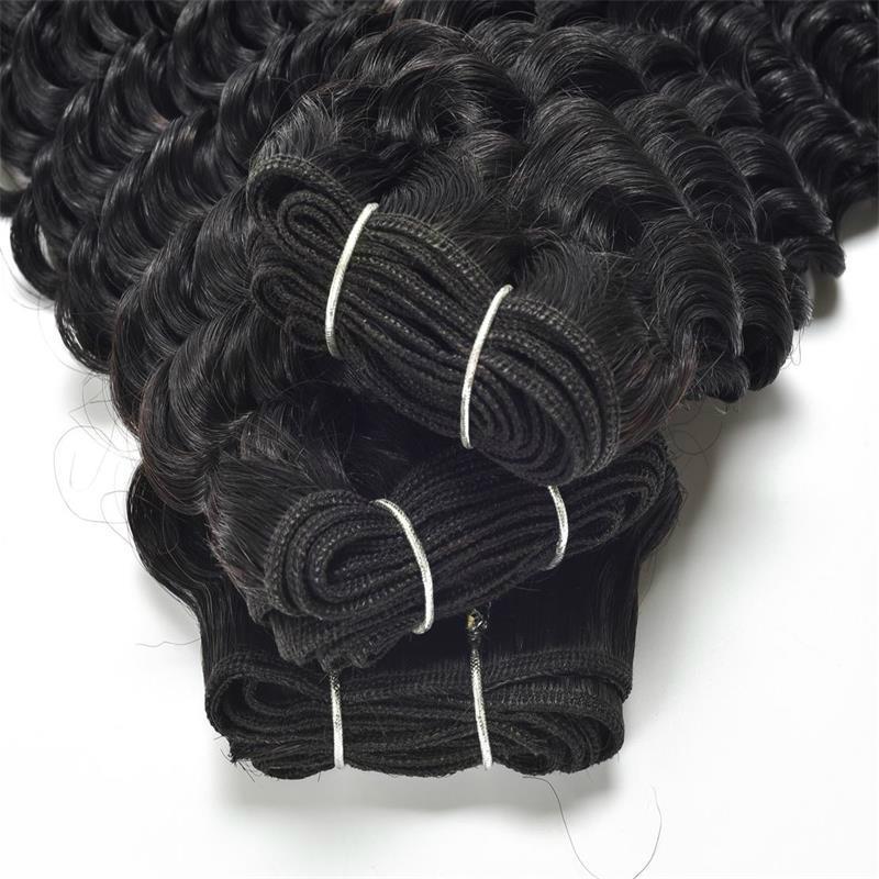 Large Stock Fast Shipping Natural Color Virgin Peruvian Hair MDL Hair Wholesale 4
