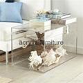 Acrylic box acrylic coffee table acrylic table acrylic side table  funiture 3