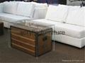 Acrylic box acrylic coffee table acrylic table acrylic side table  funiture 5