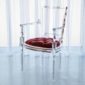 Acrylic dinning chair acrylic chair acrylic furniture legs acrylic arm chair 3