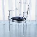 Acrylic dinning chair acrylic chair acrylic furniture legs acrylic arm chair 4