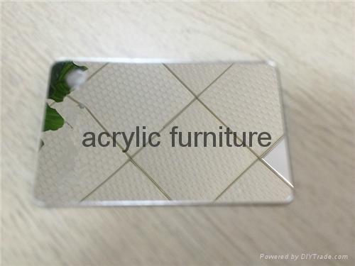 Si  er Acrylic Mirror Colored Acrylic Mirror sheet  2