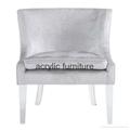 Acrylic sofa acrylic chair acrylic