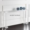 Acrylic console table entrance table