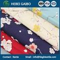 T/C Printed Muslin Fabric