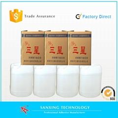 General multi-purposes 502 cyanoacrylate adhesive super glue in plastic bulk