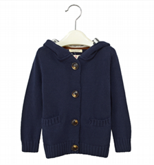 Winter Wear Children Boys Cotton Knitted Sweaters Fashion Kids Sweaters Cardigan